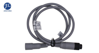30CM 6 Pin Shieled Connector Rear View Camera Cable