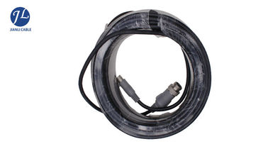China 6 Pin S Video Extension Cable Male To Female For Transfer High Definition Video supplier