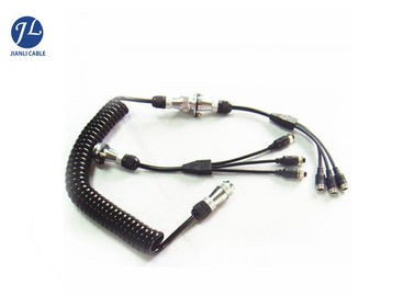China High End Customized Cheap Price 7 Pin Trailer Backup Camera Cable supplier