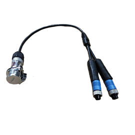 China Trailer Reversing Camera Extension Cable 7 Pin Electrical Din Backup Camera Extension Cable distributor