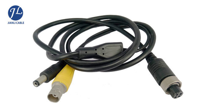 High Quality Waterproof 4Pin Aviation Cable For Vehicle Speed Monitoring System